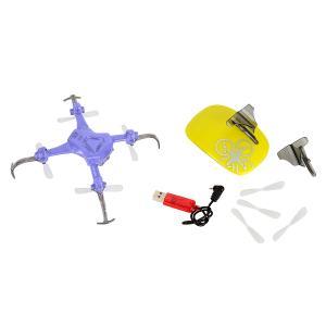 Квадрокоптер  Лягушка 12 см Игруша