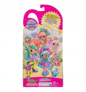 Кукла  Shoppies Shop Style Лолита Попс 14 см Shopkins