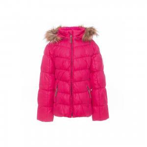 Утепленная куртка Luhta. Цвет: розовый