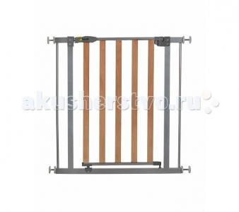 Детские ворота безопасности Wood Lock Safety Gate Hauck