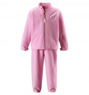 Комплект термобелья кофта/брюки  Etamin, цвет: розовый Reima