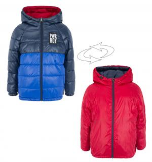 Куртка  By Orby, цвет: синий Boom