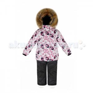 Комплект куртка и полукомбинезон Снегири Reike