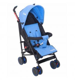 Прогулочная коляска  Discovery, цвет: темно-синий Zlatek