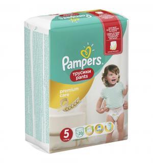 Трусики  Premium Care Pants 5 размер (11-18 кг) 20 шт. Pampers