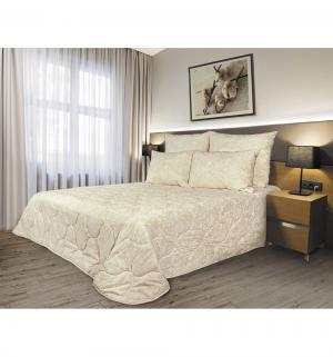 Одеяло 140 х 205 см, цвет: белый Нордтекс