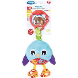 Игрушка-подвеска  Пингвин Playgro. Цвет: разноцветный