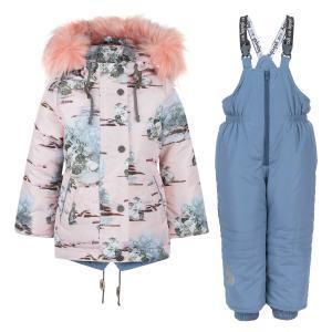 Комплект куртка/полукомбинезон  загадка Аврора
