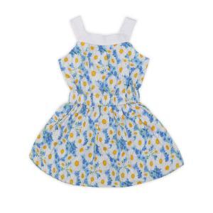 Сарафан  Summer Time, цвет: голубой Babyglory