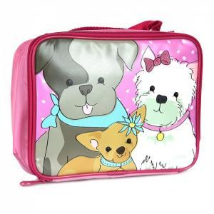 Детская сумка-термос Puppy Days Soft Kit Thermos