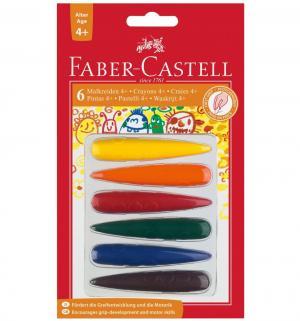 Мелки  для дошкольного возраста Faber-Castell