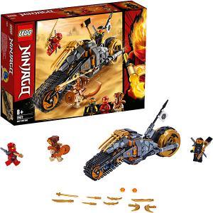Конструктор  Ninjago 70672: Раллийный мотоцикл Коула LEGO