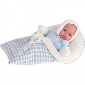 Кукла-младенец Луиc, озвученная, 34 см, Munecas Antonio Juan