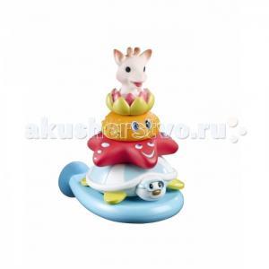 Игрушка для ванной Пирамидка Vulli