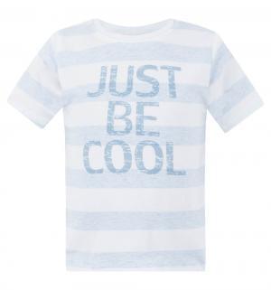 Футболка  Cool kids, цвет: голубой Gamex