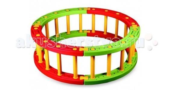 Круглый манеж для шаров 45 см King Kids
