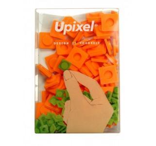 Фишки пиксельные большие  WY-P001 оранжевый Upixel