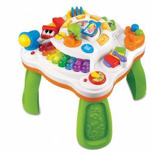 Игровой центр  Музыкальный столик Weina