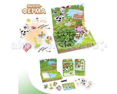 Набор для выращивания Мини-ферма Happy Plant