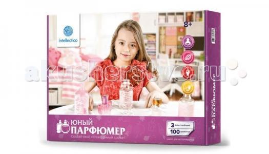 Набор Юный парфюмер большой Intellectico