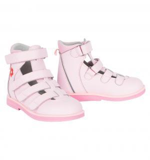 Туфли , цвет: розовый Orthoboom