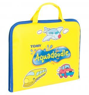 Коврик для рисования  Aquadoodle Путешествие цветной 19 х 16 см Tomy