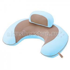 Подушка для кормления поддерживающая 3way Cushion Macaron Carmate