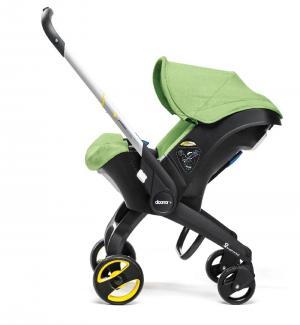 Коляска-автокресло Doona+, цвет зеленый Simple Parenting