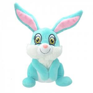 Мягкая игрушка  Кролик Сахарок 22 см Wild Planet