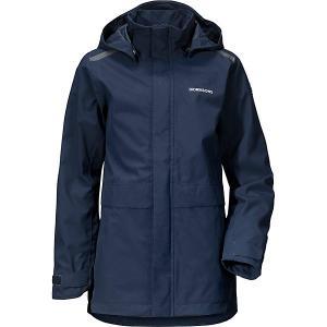 Демисезонная куртка Didriksons Eike. Цвет: темно-синий