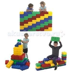 Конструктор  Farm Big Block 48 шт. Edu-Play