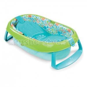 Складная детская ванночка Baby's Aquarium Summer Infant