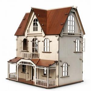 Конструктор Кукольный дом Венеция (172 детали) Lemmo
