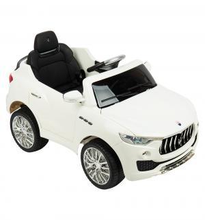Электромобиль  Maserati Levante, цвет: белый Weikesi