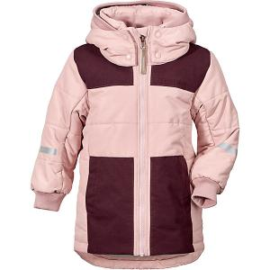 Куртка RIS  для девочки DIDRIKSONS. Цвет: розовый