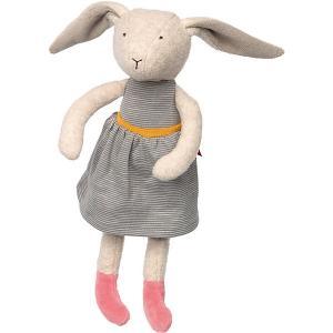 Мягкая игрушка Sigikid Золотая коллекция Кролик, 30 см