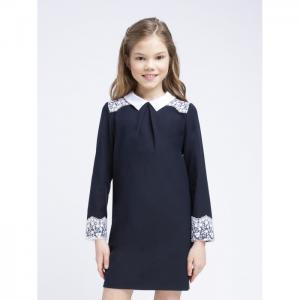 Платье для девочки Школа D089.01 Смена