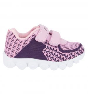 Кроссовки , цвет: розовый/фиолетовый Mursu