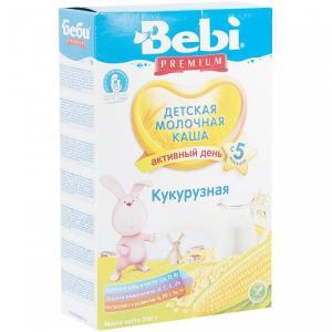 Каша  молочная Кукурузная с 5 месяцев 200 г Bebi