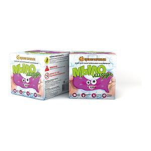 Мыло-лизун  с ароматом Печеньки Висма. Цвет: разноцветный