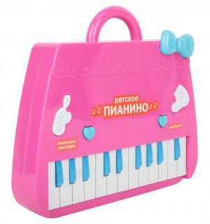 Пианино  Е-нотка, цвет: сиреневый Tongde