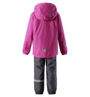 Комплект куртка/брюки , цвет: черный/фиолетовый Lassie by Reima