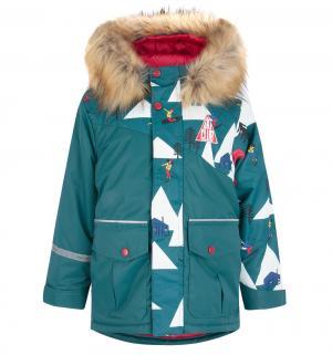 Куртка , цвет: зеленый Boom By Orby