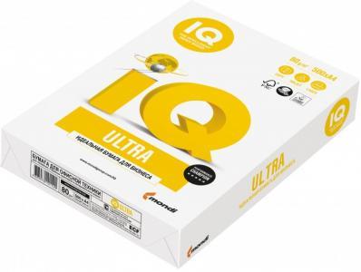 Ultra Бумага А4 500 листов IQ