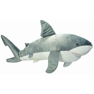 Мягкая игрушка  Акула, 98 см Fancy. Цвет: серый