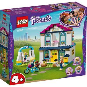 Конструктор  Friends 41398: Дом Стефани LEGO