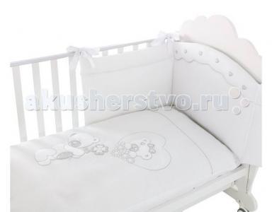 Постельное белье  Serenata (4 предмета) Baby Expert
