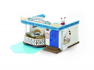 Игровой набор  Морской ресторан Sylvanian Families