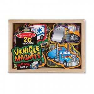 Магнитная игра Автомобили, Melissa & Doug