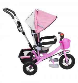 Трехколесный велосипед  HP-TC-006, цвет: розовый Kids Cool